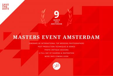 MASTERS EVENT AMSTERDAM: 9 MAART 2016