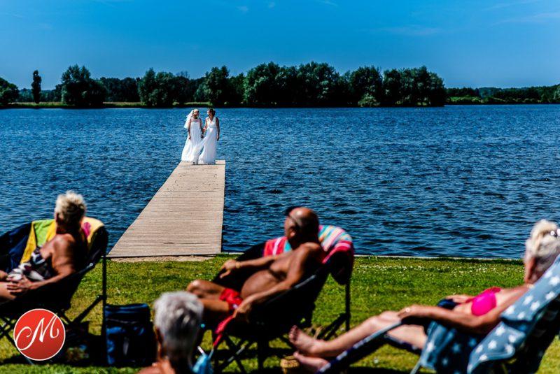Aan alle bruidsparen…