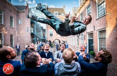 Flying High on your Wedding Day