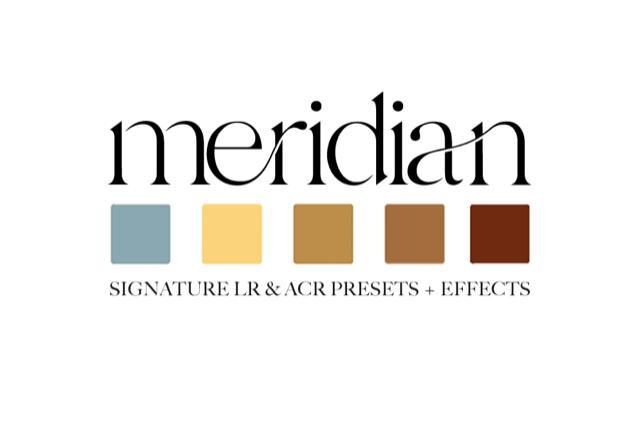 Meridian presets discount