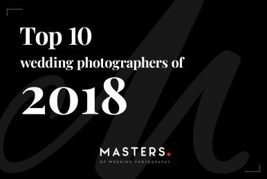 Top 10 trouwfotografen van 2018
